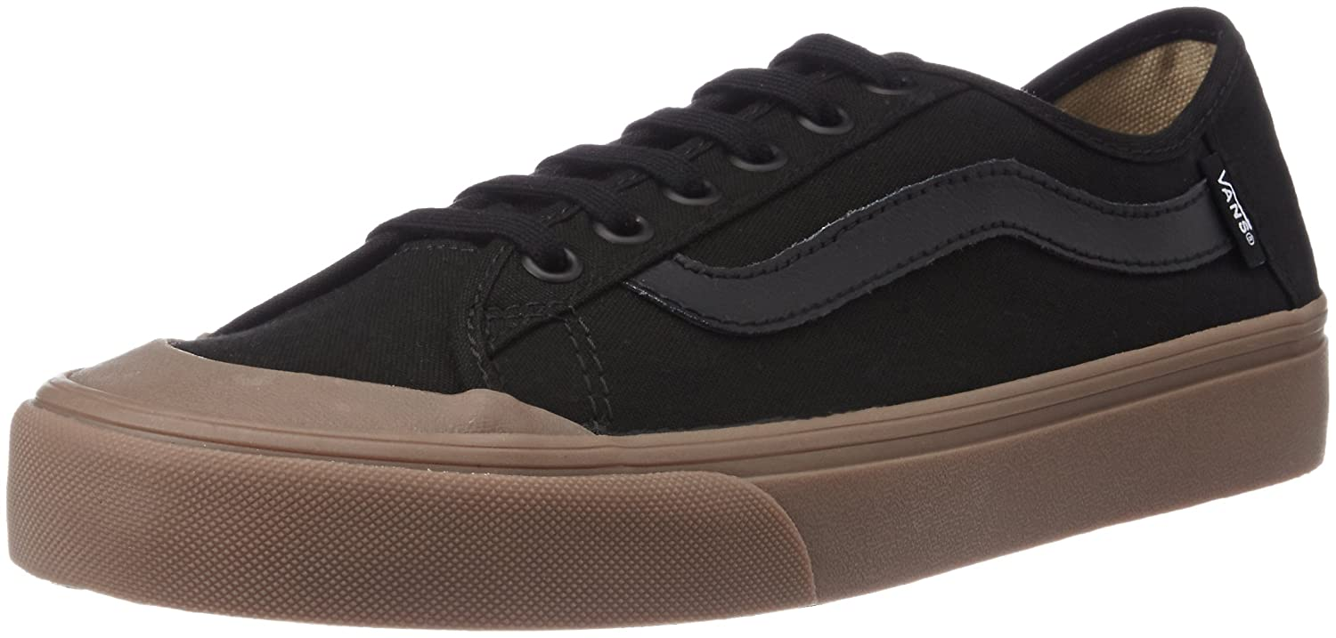 Vans Men s Black Ball SF Black and True White Sneakers - 8 UK India (42  EU)  Buy Online at Low Prices in India - Amazon.in c65850698