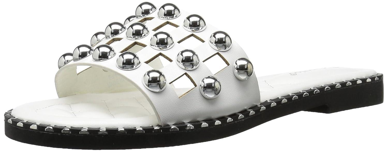 2 Lips Too Women's Too Gabi Slide Sandal B0779NW9Z5 7 B(M) US|White