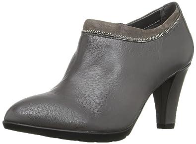 37097b82f98 Amazon.com | Anne Klein AK Sport Women's Dalayne Ankle Bootie Dark ...