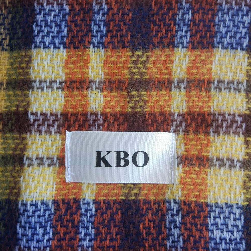 KBO Woman's Eternal Style Scarf, Classic Elegant Carpet Lattice Scarf by K&Bo (Image #5)