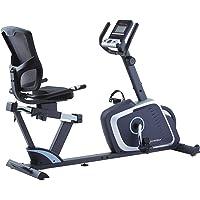 Powermax Fitness BR-700 Magnetic Recumbent Bike