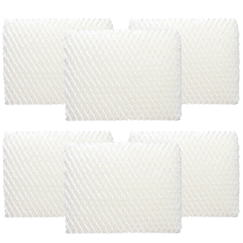 6-Pack de repuesto Sears/Kenmore 4214454humidificador filtro–compatible Sears/Kenmore 14911Filtro de aire