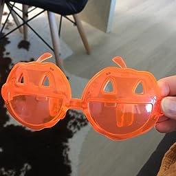 blinkee Pumpkin LED Sunglasses by