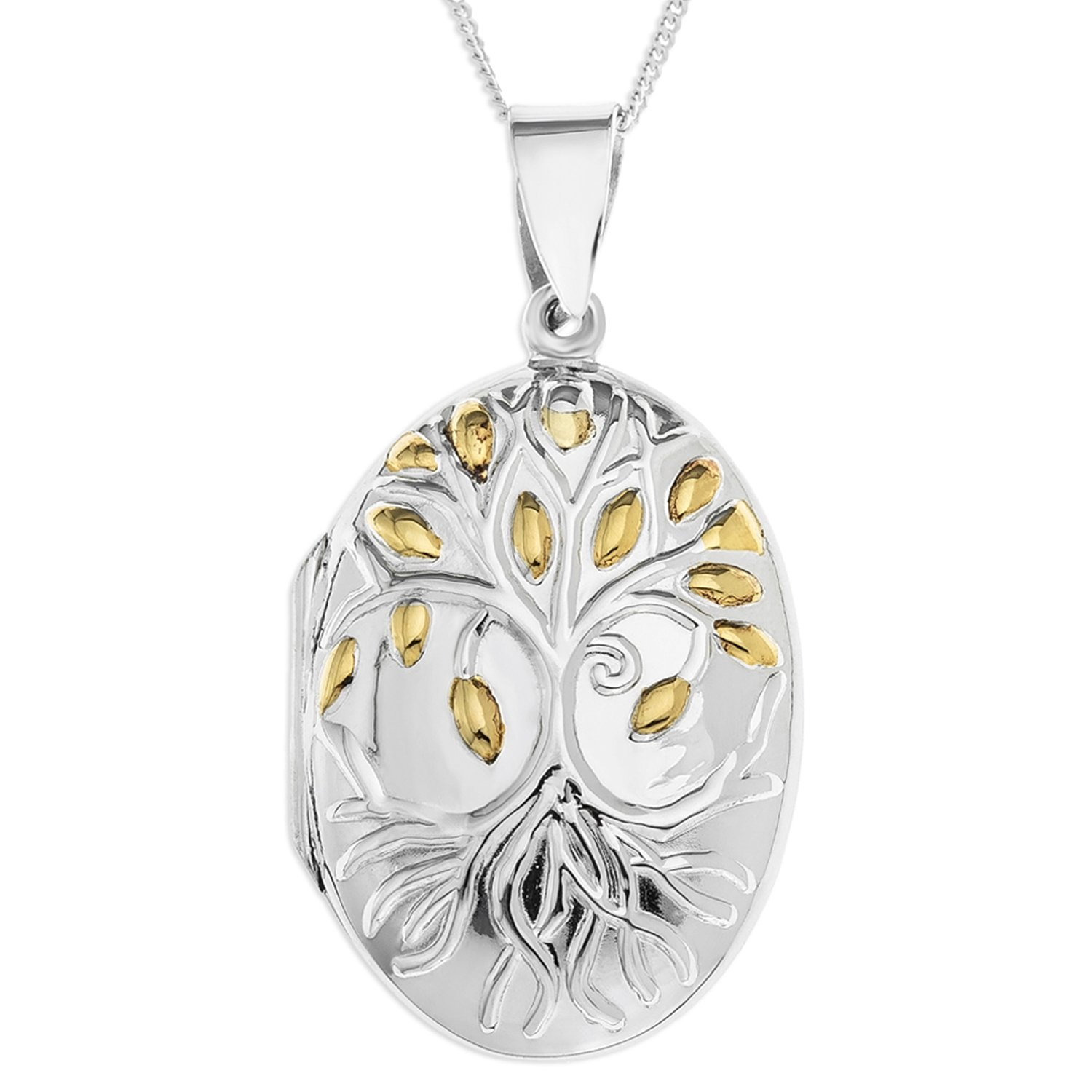 jewellery lockets gold tree of diamond locket clogau life item