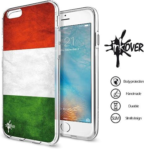 Cover per Apple iPhone 8 PLUS & 7 PLUS- Inkover - Custodia in Tpu