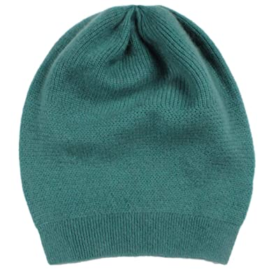 8e668bd4ee393 WaySoft 100% Cashmere Beanie for Women in a Gift Box