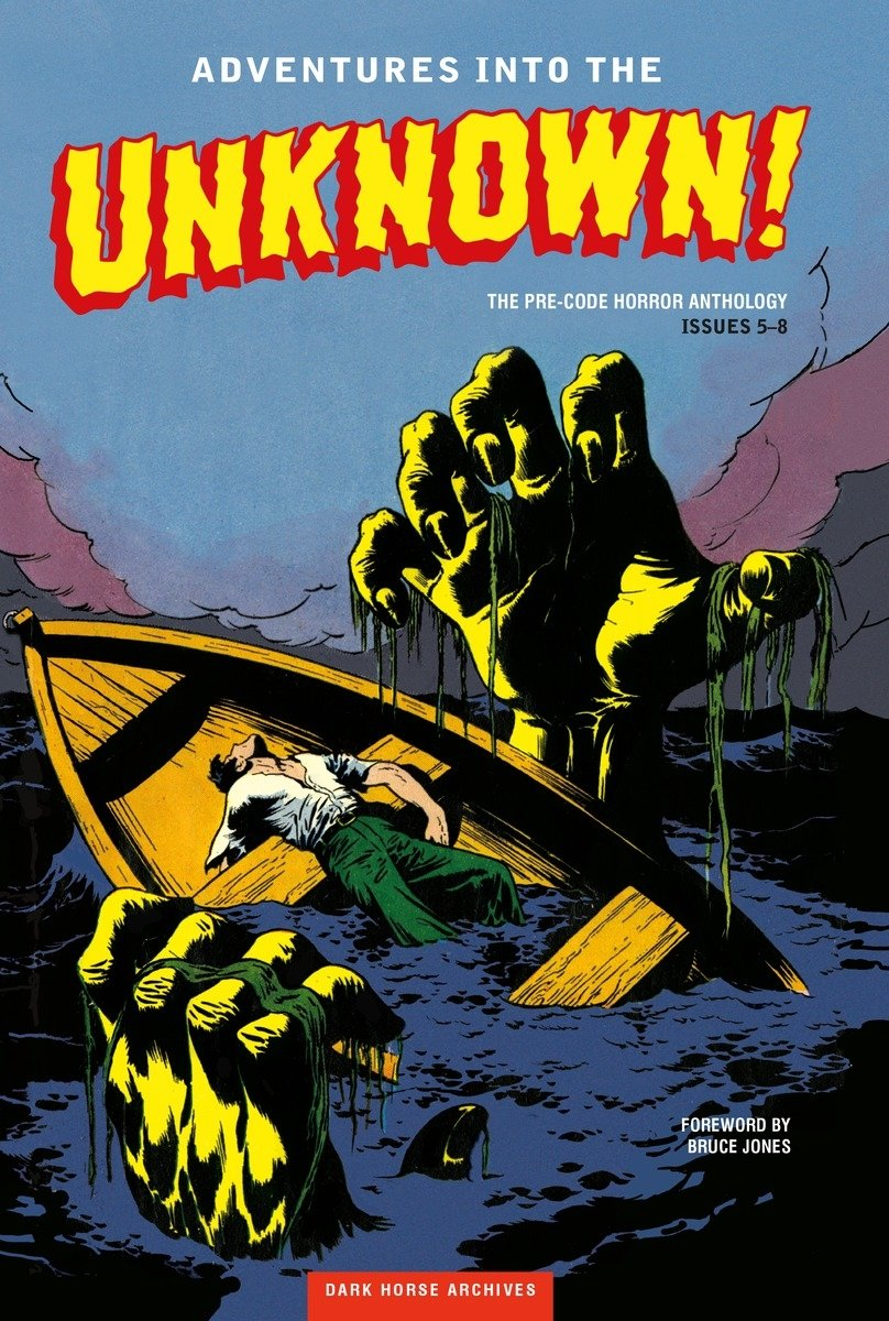 Download Adventures Into The Unknown Archives Volume 2 pdf epub