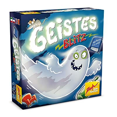 Zoch Verlag Ghost Blitz Board Game: Toys & Games