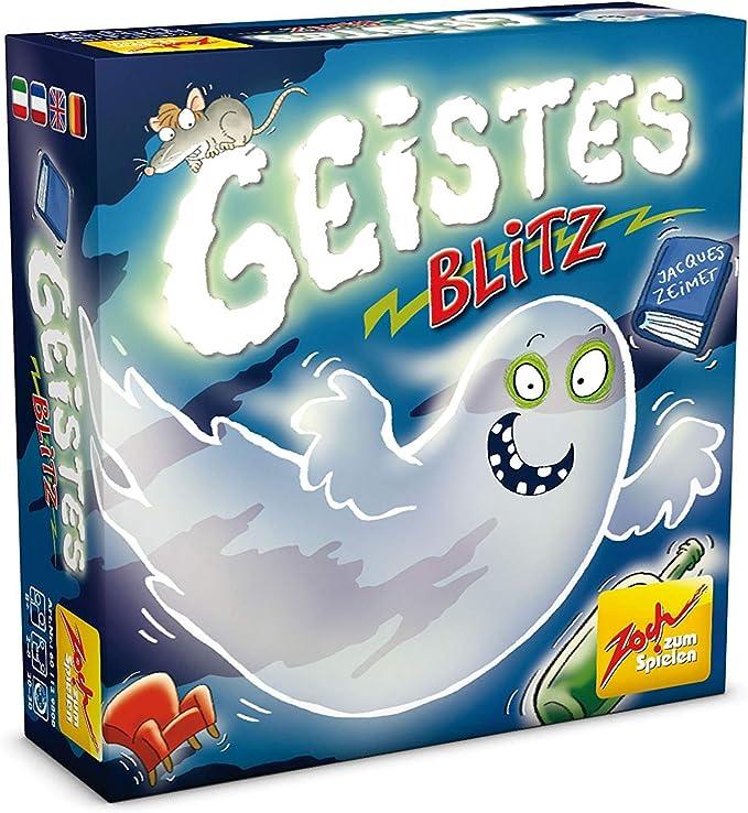 Amazon.com: Zoch Verlag Ghost Blitz Board Game: Toys & Games