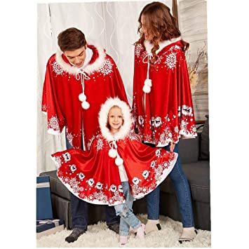 Amazon.com Franterd Christmas Family Matching Outfits Dad
