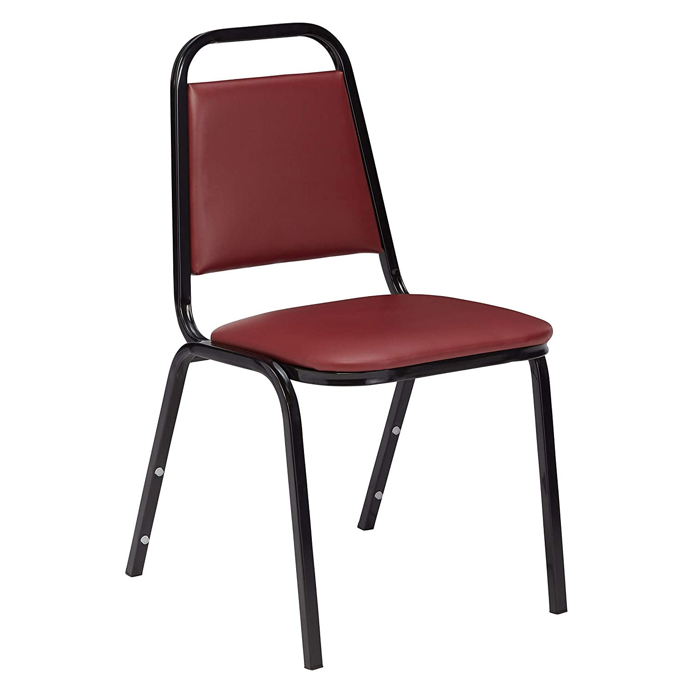 NPS 9100 Series Vinyl Upholstered Stack Chair
