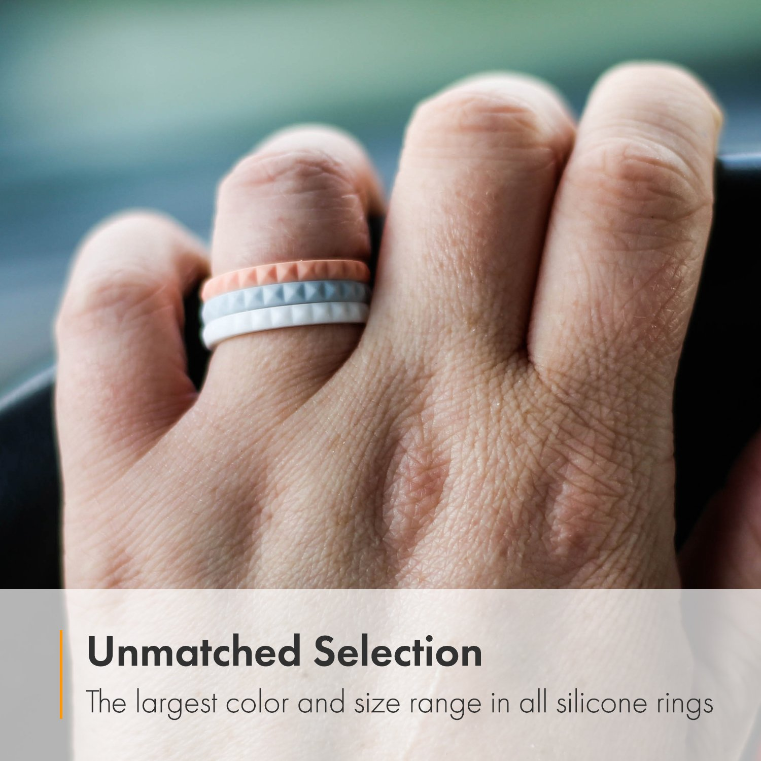 rings online bands for active black wedding men silicine mens ring silicone fused core