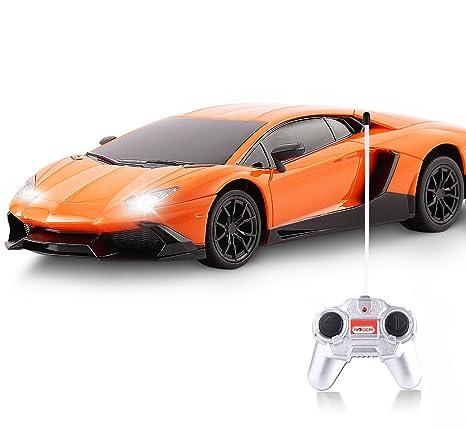 Amazon Com Angel Kiss Kids Rc Car Wireless Remote Control Electric