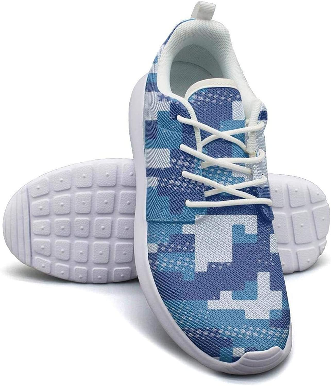 SKULLP Multicolored bears Tennis Shoes for Men cute Shock Absorption Trail Running Shoes