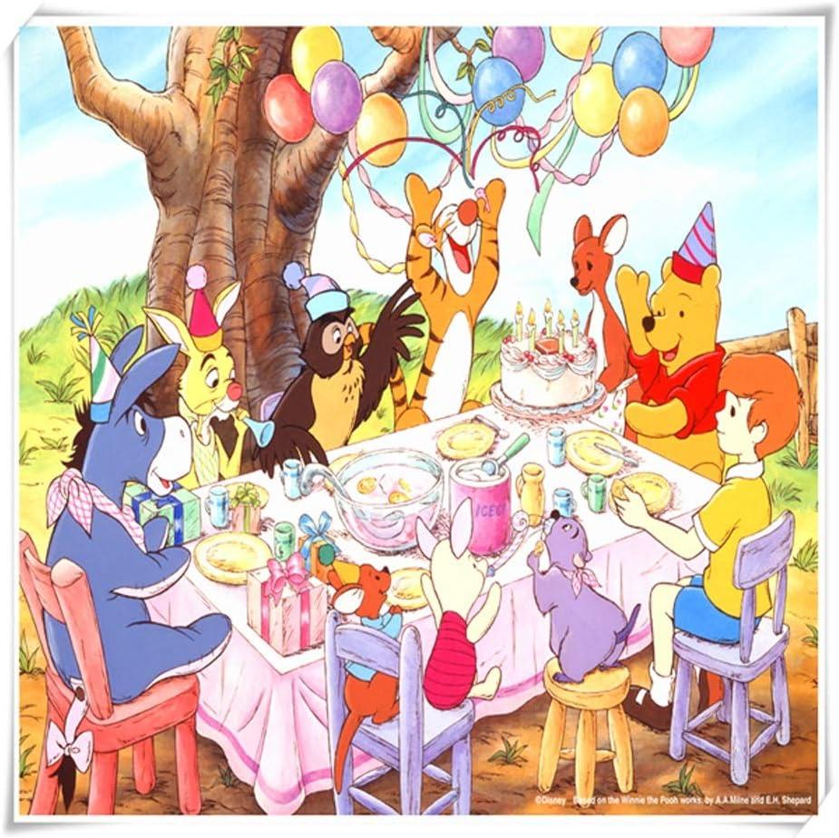 VAST La decoración del hogar de Madera Rompecabezas Animado japonés Winnie The Pooh Rompecabezas 300 ~ 1000 Piezas en Caja Juguetes Arte del Juego 530 (Color : A , Size : 300pc) : Amazon.es: Juguetes y juegos