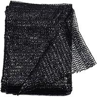 40% Black 6.5'x10' Sun Mesh Shade Sunblock Shade UV Resistant Net for Garden Flower Plant