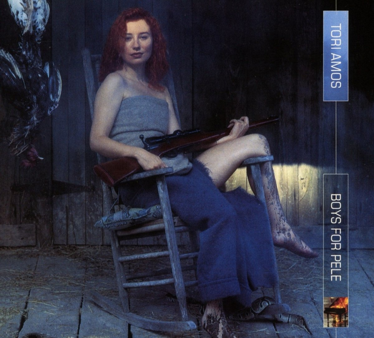 CD : Tori Amos - Boys For Pele (Deluxe Edition, 2 Disc)