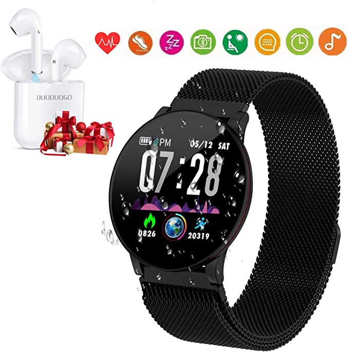 Smartwatch, Actividad Inteligente Reloj Deportivo Impermeable ...