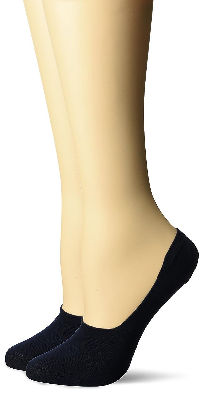 Burlington Women's Everyday Invisible Doppelpack Ankle Socks pack of 2 22053