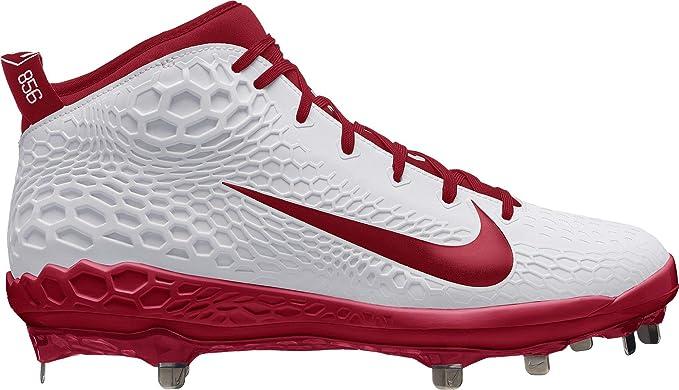 f8a41d60a589a Amazon.com: Nike Men's Force Zoom Trout 5 Metal Baseball Cleats ...
