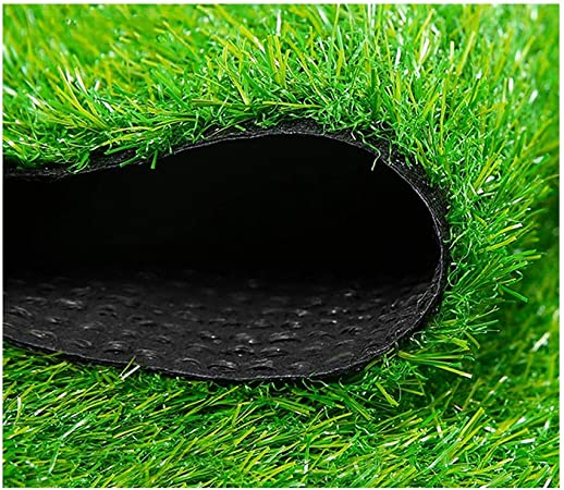 Césped artificial XIAOXIAO Césped Sintético del Jardín Altura De Pila De 25 Mm Elija Entre 24 Tamaños En Este Listado Natural Exterior Patio Césped Decoración Al Aire Libre (Size : 2 * 4m): Amazon.es: Hogar