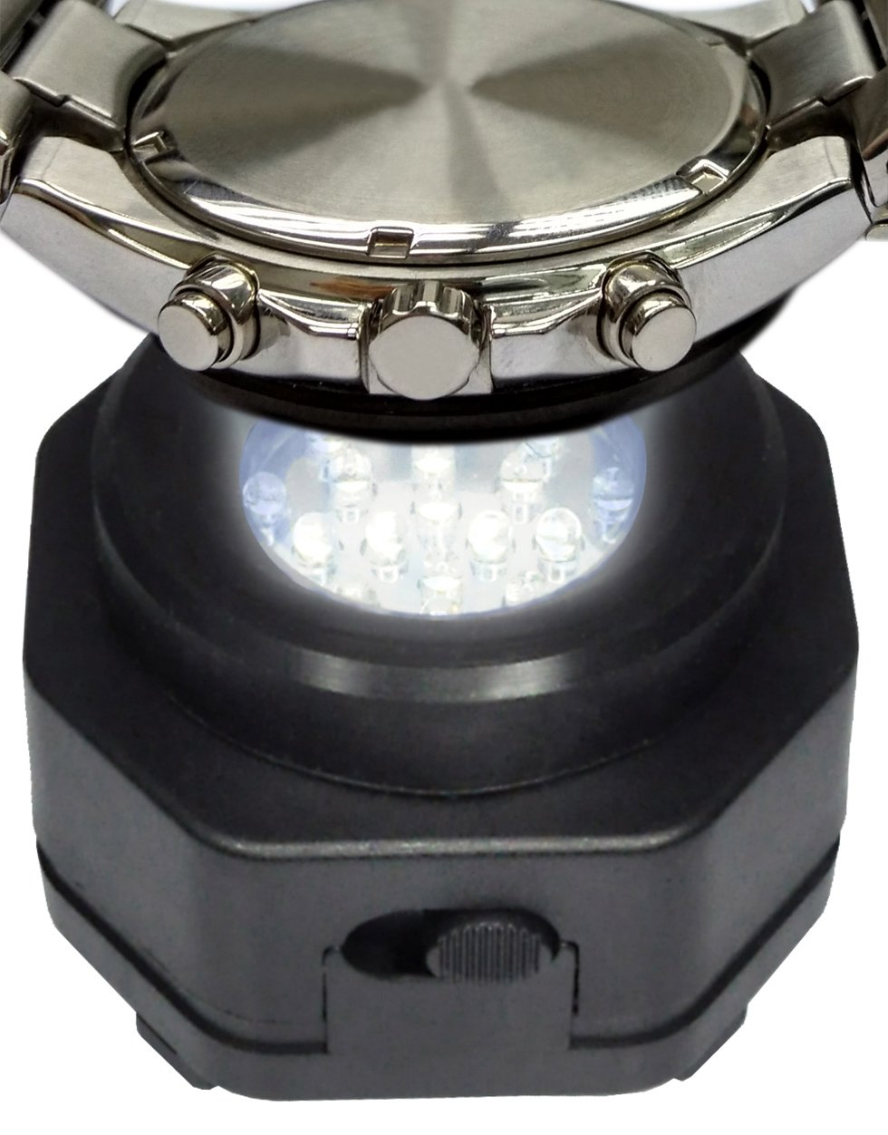 CoolFire Solar Watch Fast Charger (compatible with all kinds of eco solar watches) TC-1046 by TIMECHANT