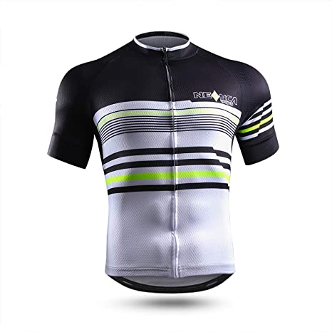 Jersey Men/'s Cycling Suit Biking Top Short Sleeve Breathable Cycle Tops Full Zipper Mountain Bike Shirt Bicycle Clothes A-XS