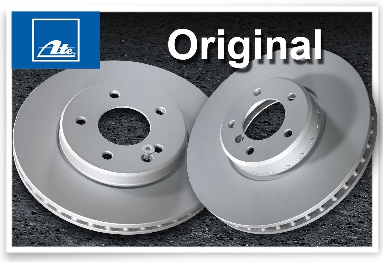 ATE 24.0128-0250.1 Bremsscheibe, 2er Pack Continental Teves (ATE) 24012802501