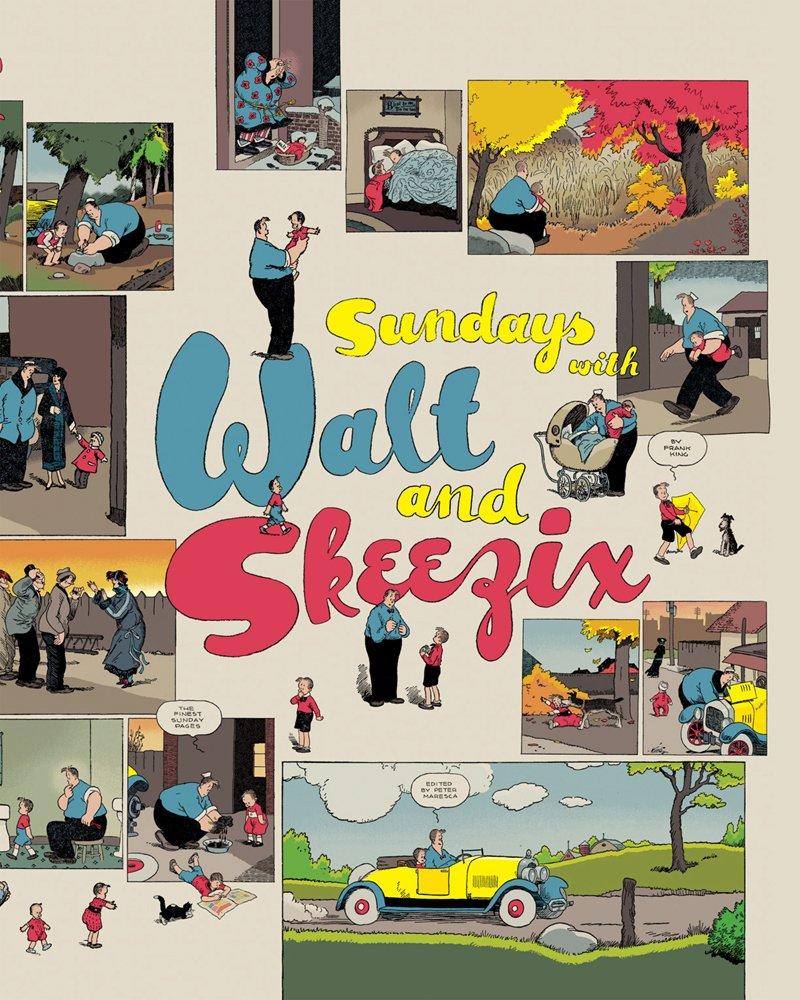 Read Online Sundays With Walt and Skeezix/Big pdf epub
