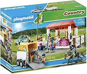 Playmobil 70325 Kids' Play Figures & Vehicles