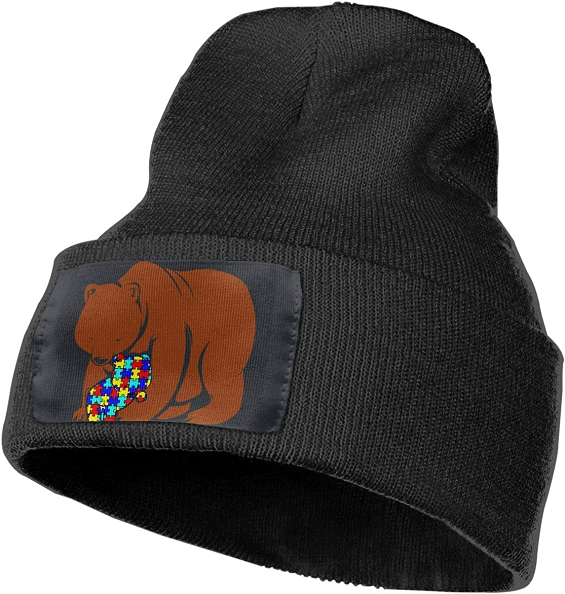 Mama Bear 4 Cute Skull Cap WHOO93@Y Mens Womens 100/% Acrylic Knitting Hat Cap