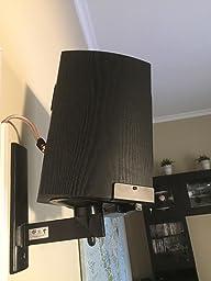 Amazon Com B Tech Bt77 Ultragrip Pro Speaker Mount Set