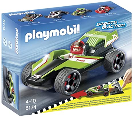 Playmobil Coches - Turbo Racer (5174)