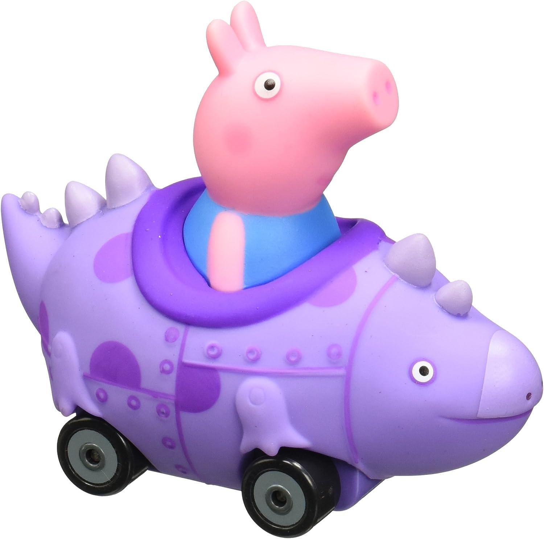 Mini Flitzer Peppa und Freunde5-er Pack FahrzeugePeppa WutzPeppa Pig