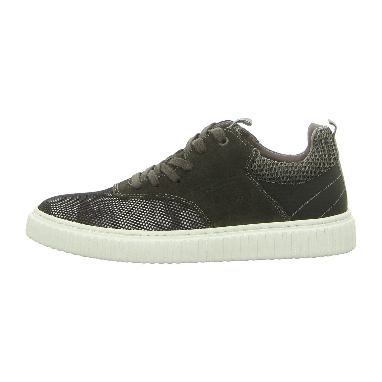 Coxx Borba Herren Sneaker MLIZARD 111.04 Grau 465558 Grey