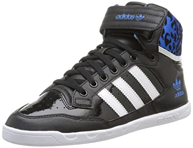 official photos 2ec1a 9b1ad adidas Originals Centenia Hi W, Baskets mode femme - Noir (Black White
