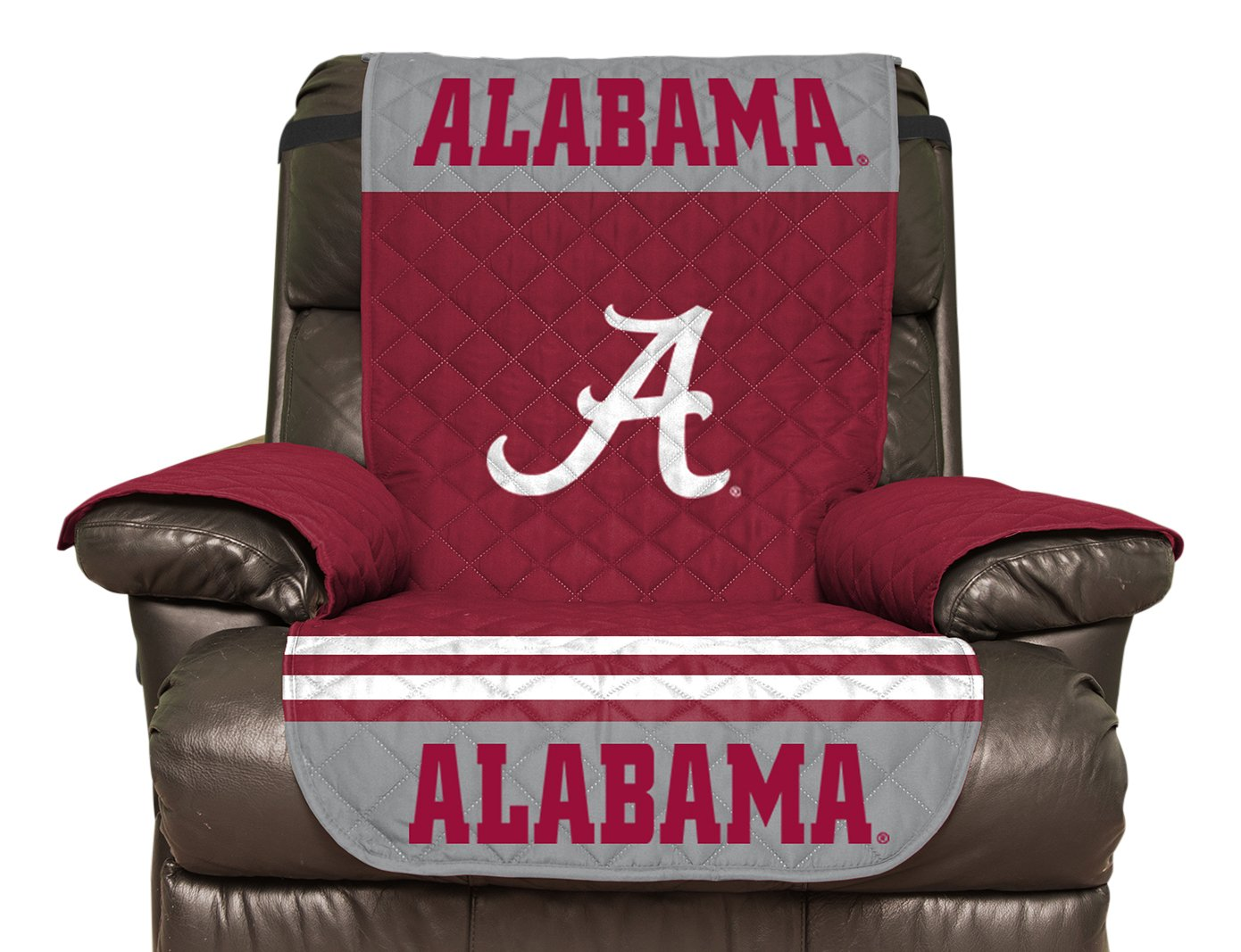 Amazoncom NCAA Alabama Crimson Tide Recliner Reversible