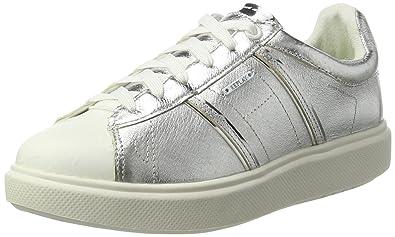 Sneaker Schuhe 40 Lune silver Silber Damen Eu Replay AqcgECw8ZW