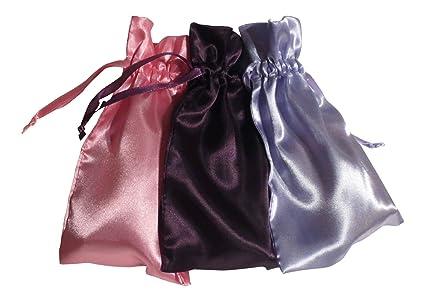 Amazon.com: Tarot bolsas: Sabiduría y Insight Satin Bundle ...