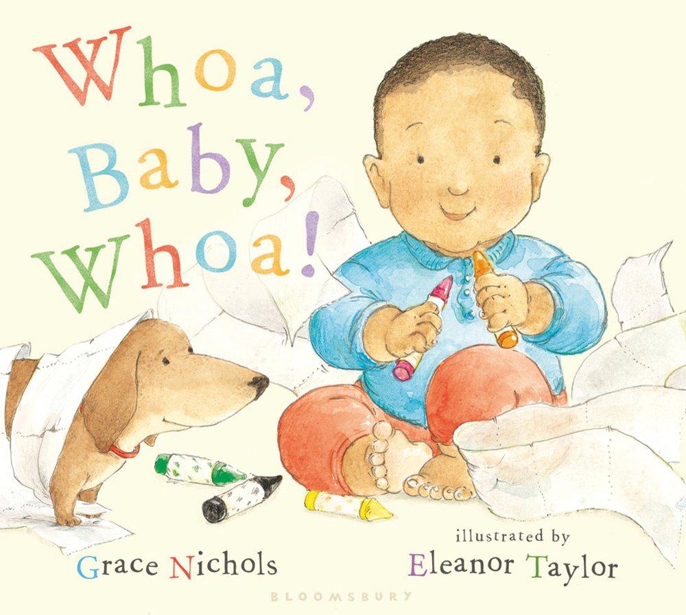 Read Online Whoa, Baby, Whoa! ebook
