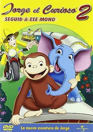 Jorge El Curioso 2: Seguid A Ese Mono [DVD]: Amazon.es: Norton VIrgien: Cine y Series TV