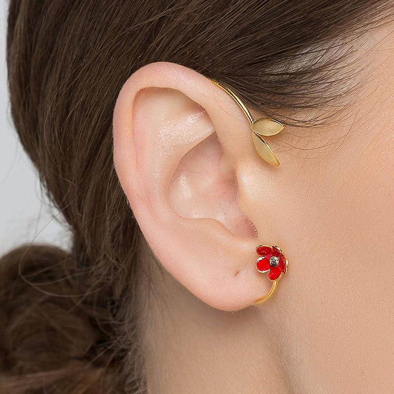 Pendiente del puño del oído sin pendiente piercing pendiente no ...