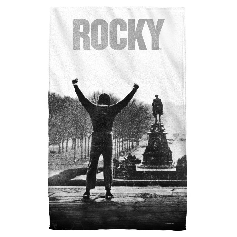 MGM Poster - Rocky - Beach Towel (30''x 60'')