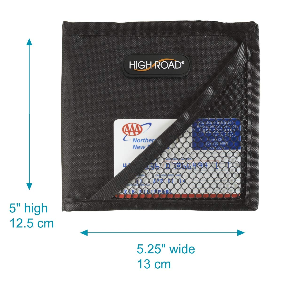 High Road Car Visor Organizer and Registration Wallet