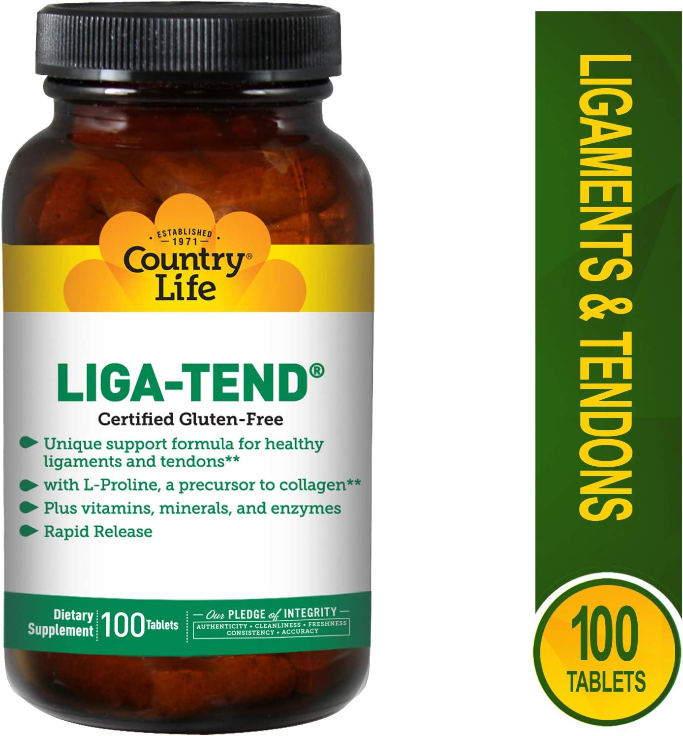 Liga-Tend Country Life 100 Tabs