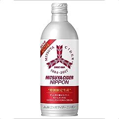 【ドリンクの新商品】アサヒ飲料 三ツ矢サイダー NIPPON ボトル 500ml×24本