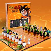 Deals on Dragon Ball Z Collectors Chess Set