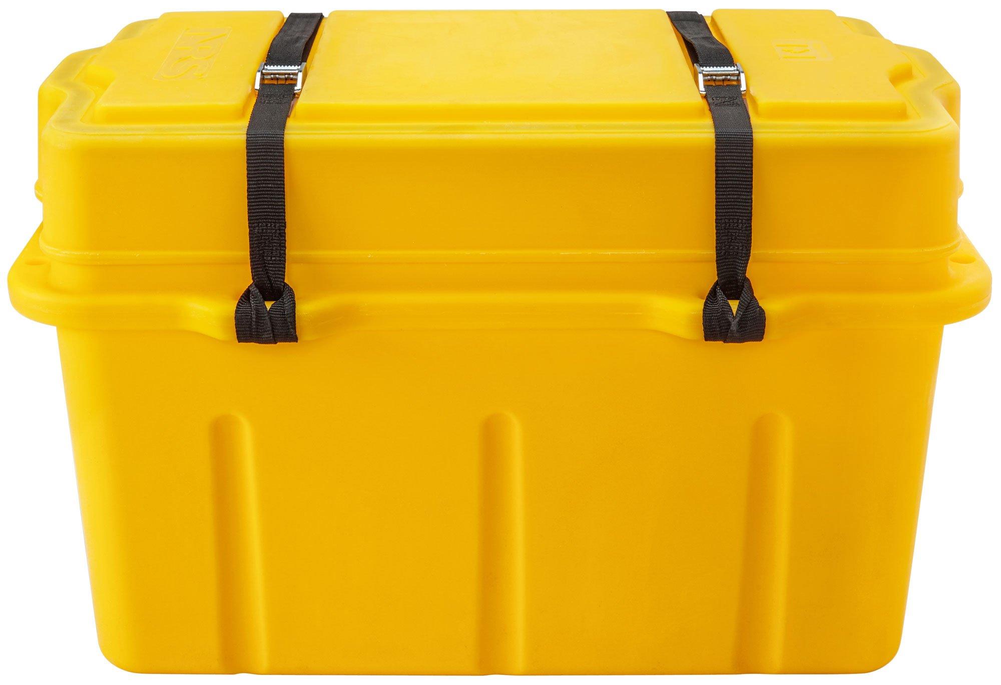 NRS Canyon Camping Dry Box-Yellow