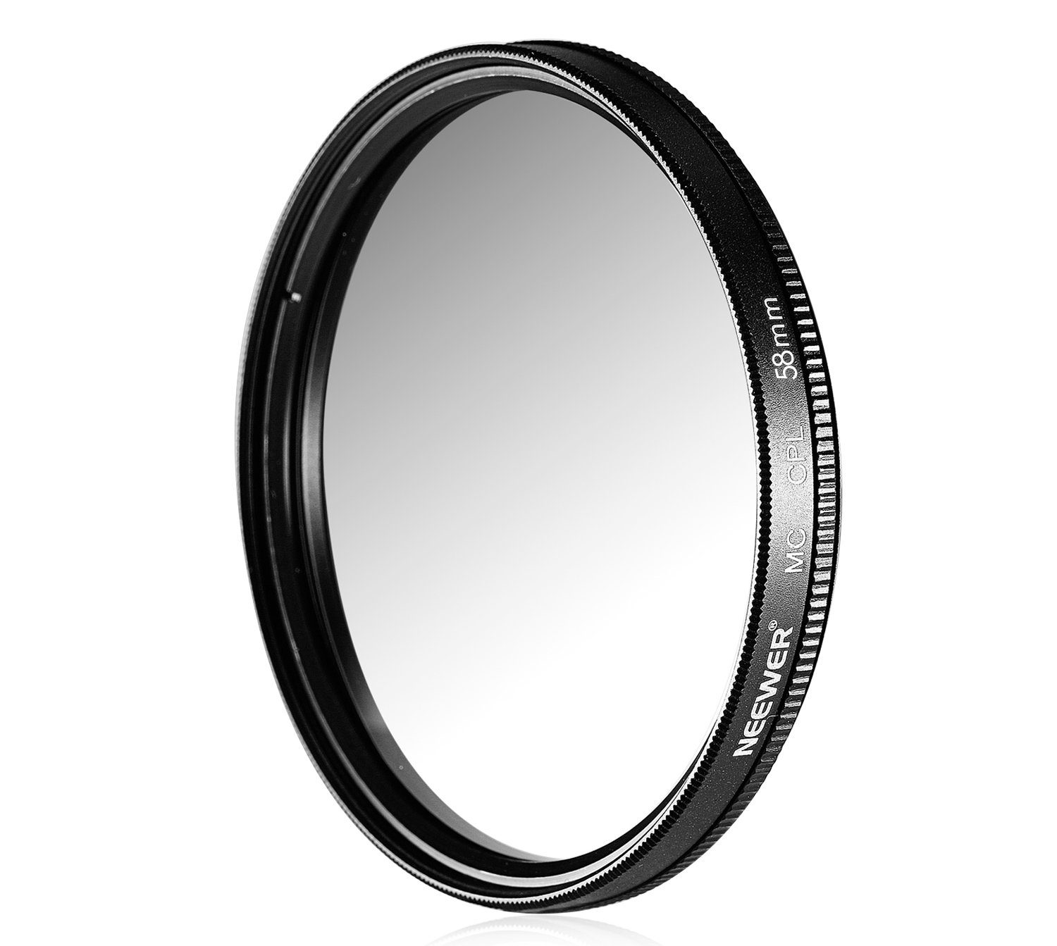 Neewer 77MM CPL Circular Polarizer Filter Multi-Coated for Camera Lens with a 77mm Filter Thread