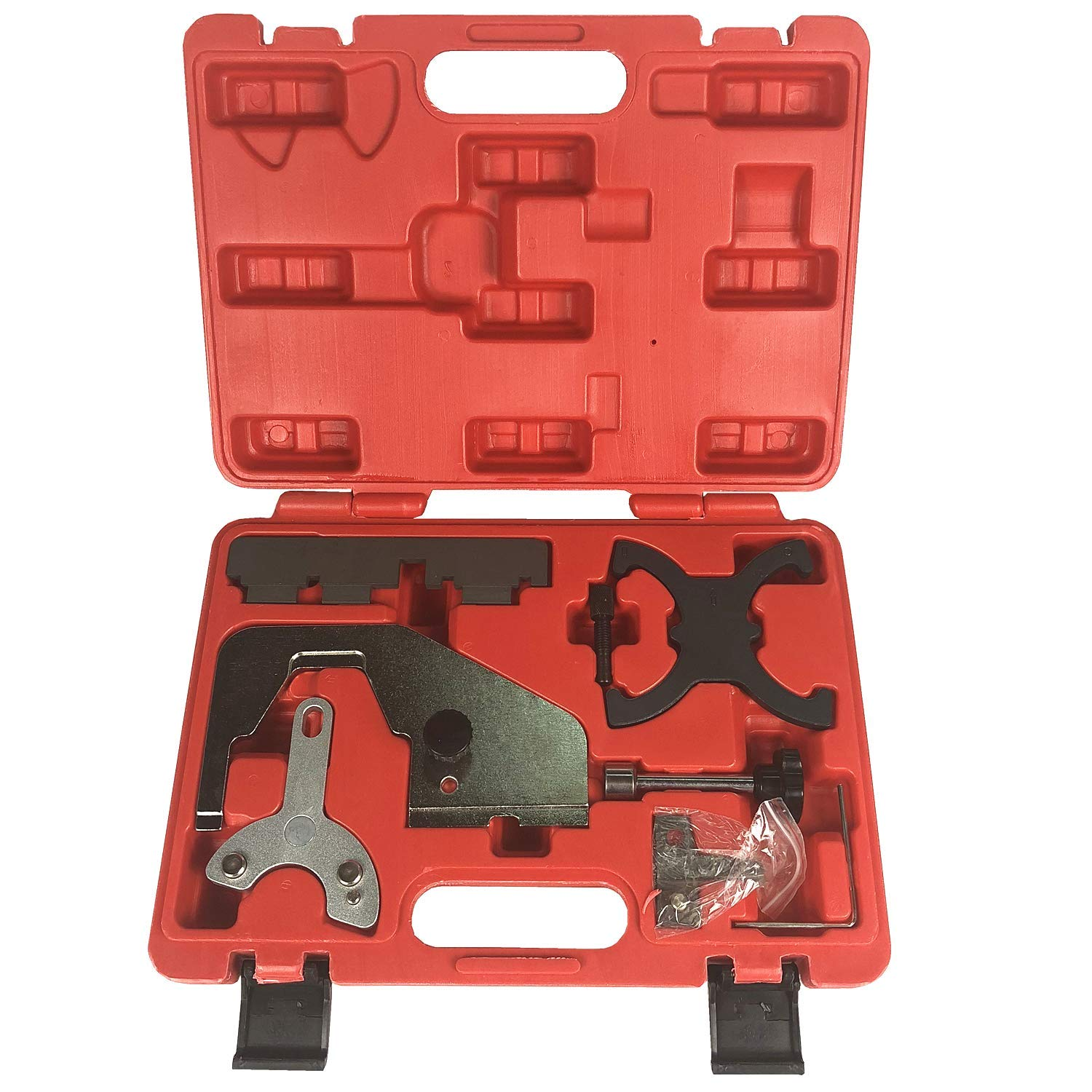 Best Q Engine camshaft Locking Tools for Volvo T4 T5 2.0T Ford 1.5T 1.6T Timing Tool Set ShiQi